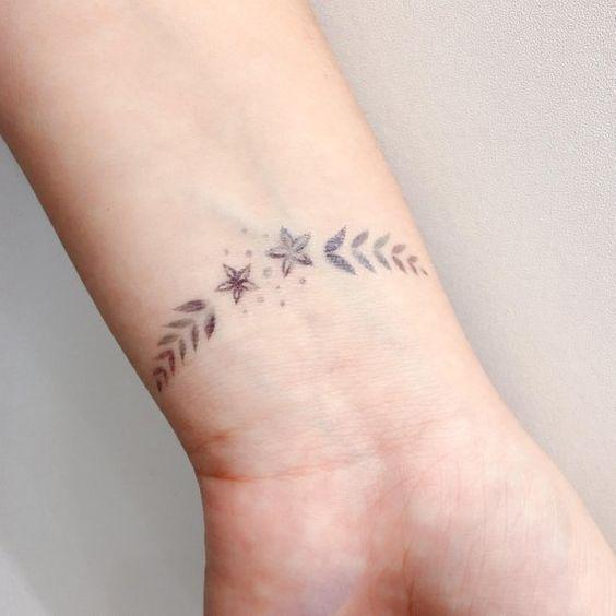 cover up tattoo ideas female on wrist