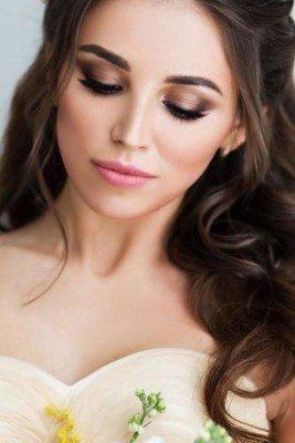 bridal eye makeup natural