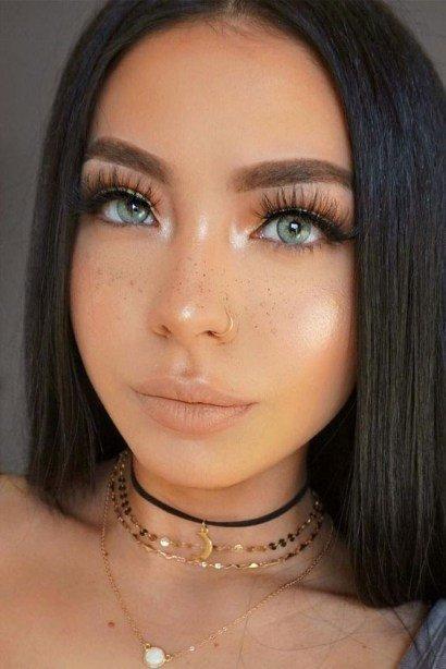 girls makeup natural ideas images