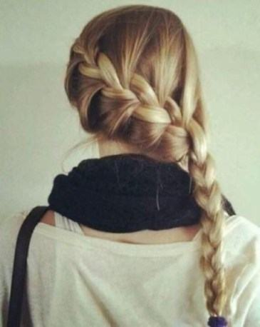 best hairstyle for school girl