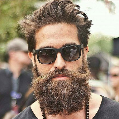 shaving cut style images