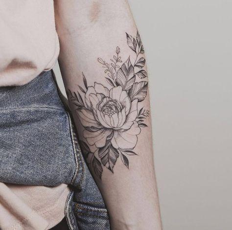tattoo designs for women's inner arm