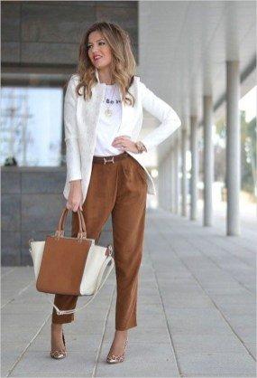smart casual attire for female for interview