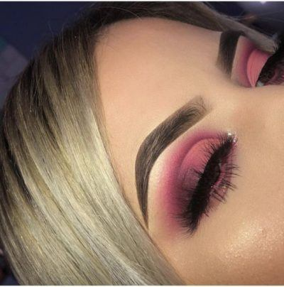 makeup looks for valentine's day