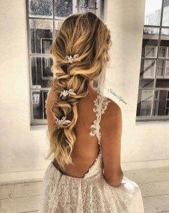 wedding easy hairstyle ideas for long hair
