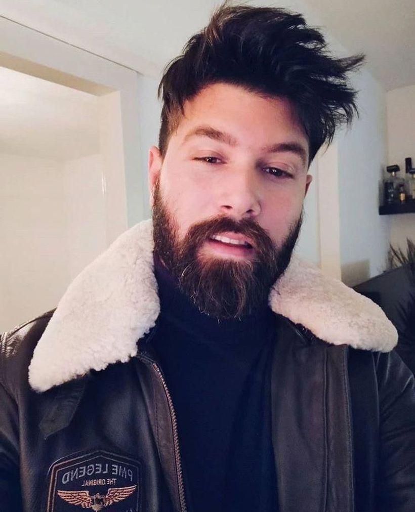 best beard styles for men over 30