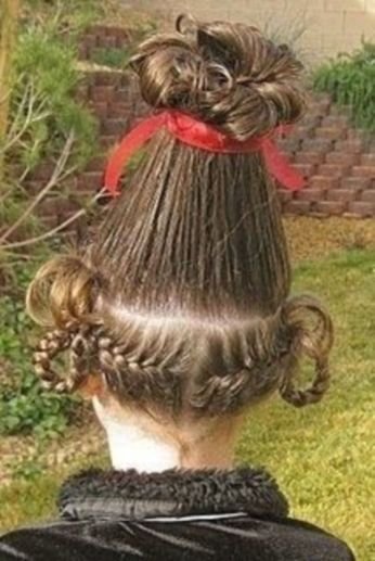 cute simple hairstyles for school images