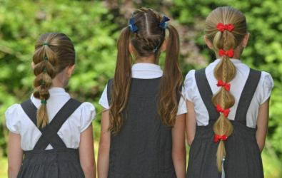 cool hairstyles for school girls