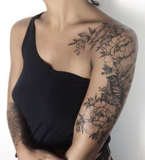 cute arm tattoos for women