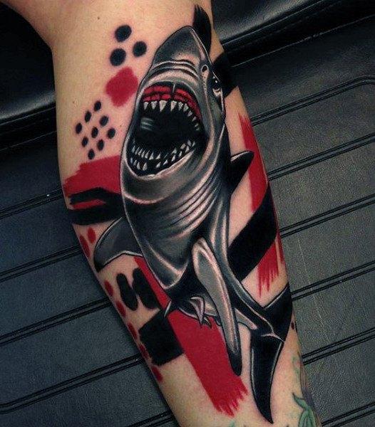 shark captures