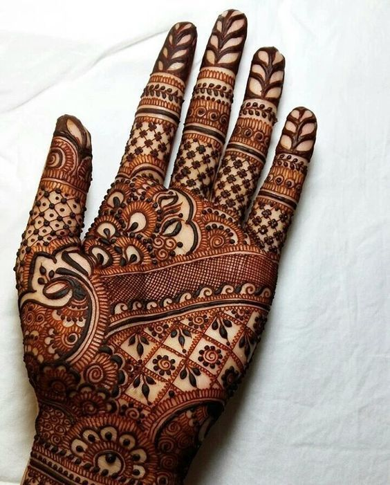 full finger mehndi tattoo design images