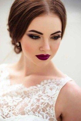 makeup natural wedding