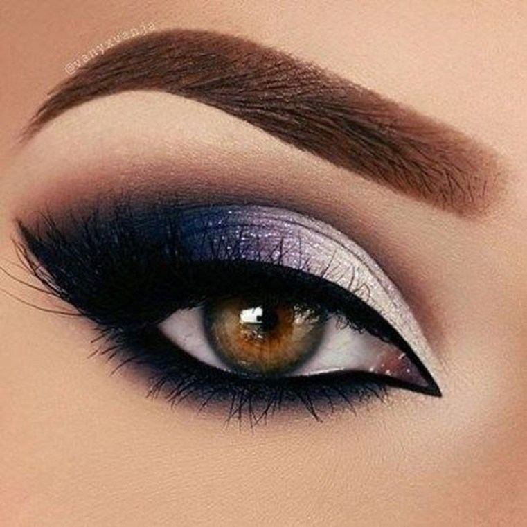 how do smokey eye makeup