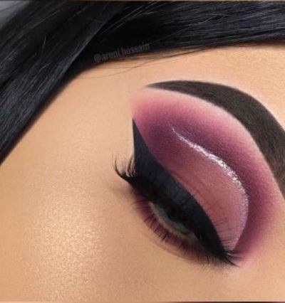 eye makeup for valentine's day
