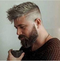 cool medium length beard styles ideas