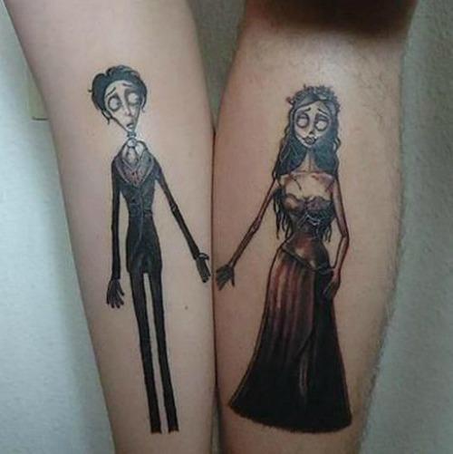 unique love tattoo designs
