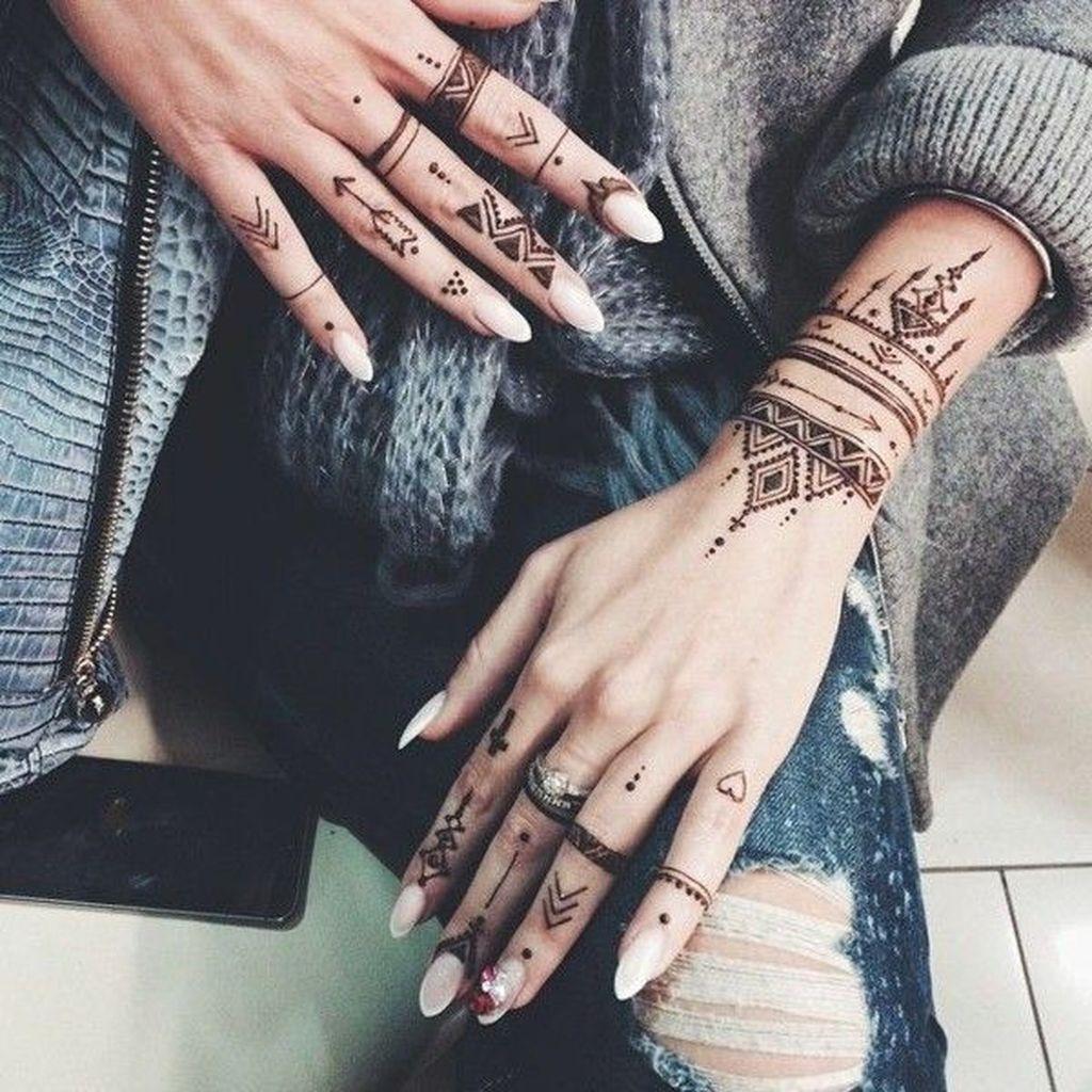 beautiful tattoo mehndi design small symbols ideas