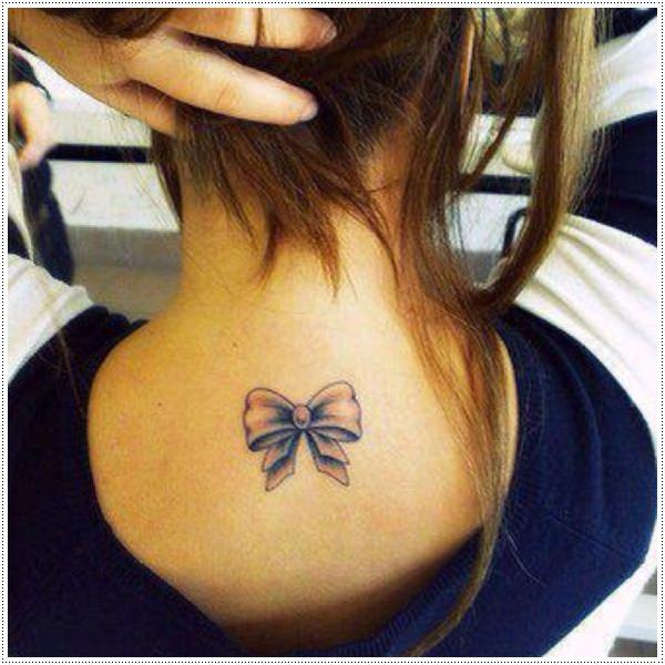 back unique female tattoos designs