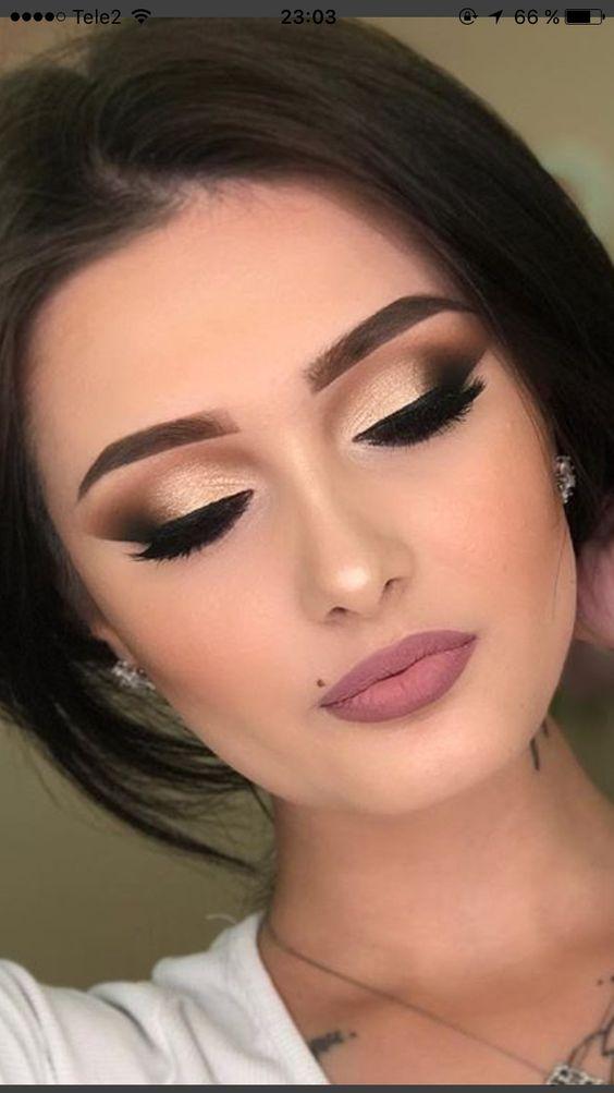 bridal natural makeup looks