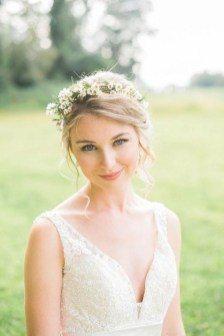 natural bridal makeup look