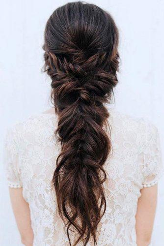 natural curly hair wedding styles