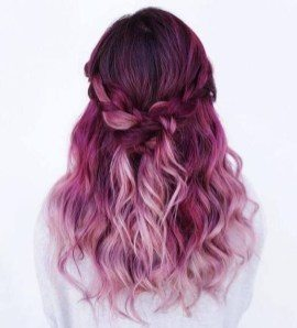 hair colors and style
