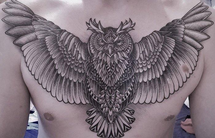 owl tattoos symbolize
