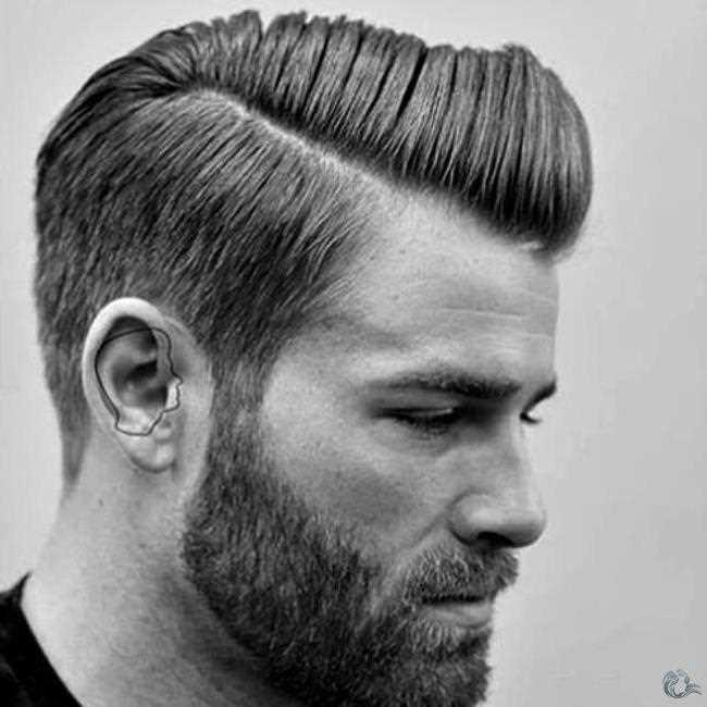 straight hair ideas men