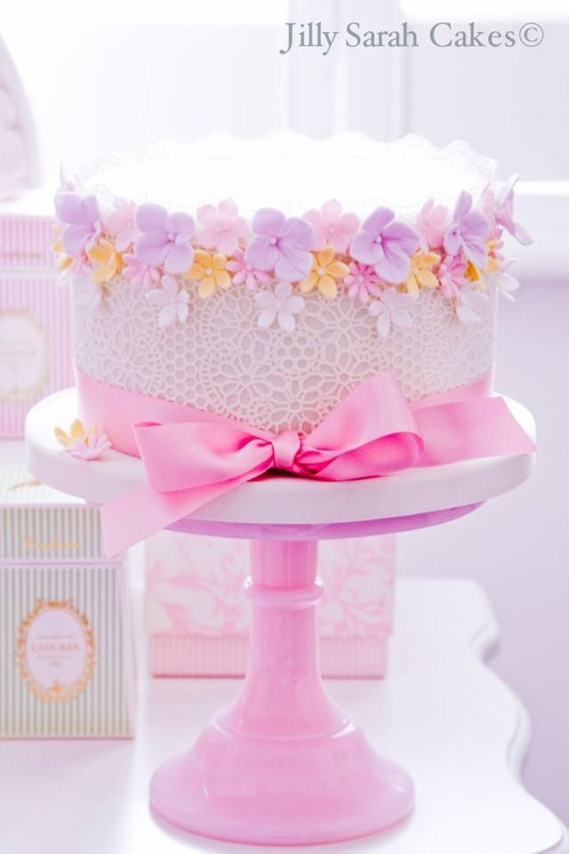 the Cake involves a long process