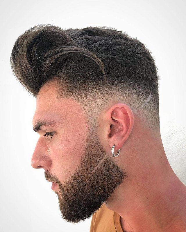 beard styles long