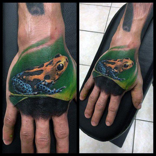 frog tattoo ideas