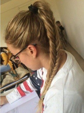 Cute Hairstyles for School Girls