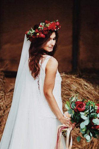 Long Wedding Hairstyles,