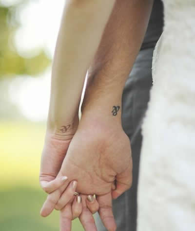 her beast his beauty tattoo