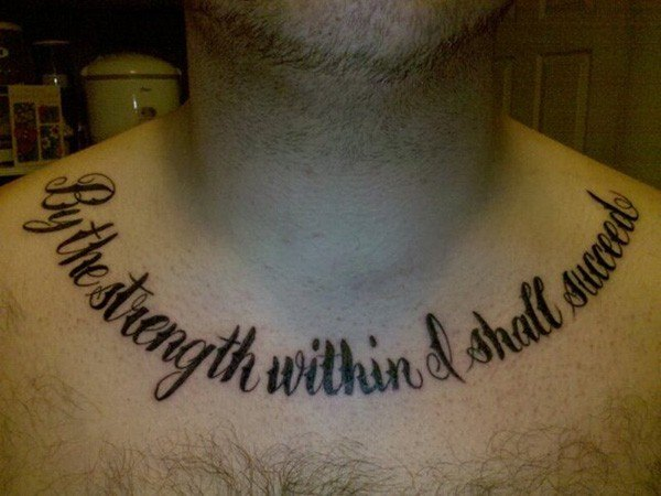 quote tattoos can
