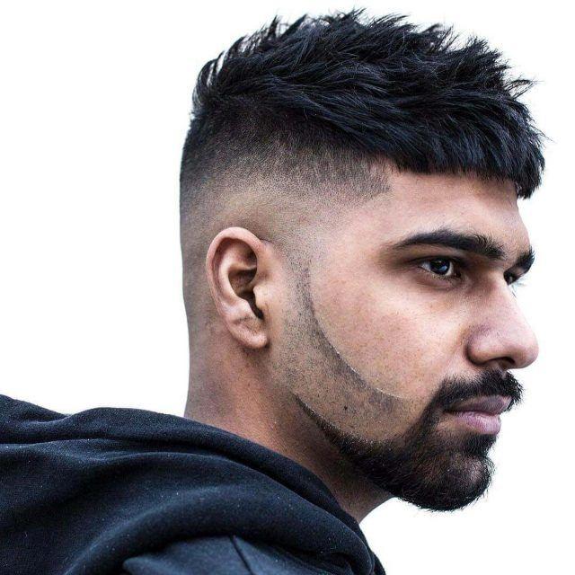 beard styles how to trim
