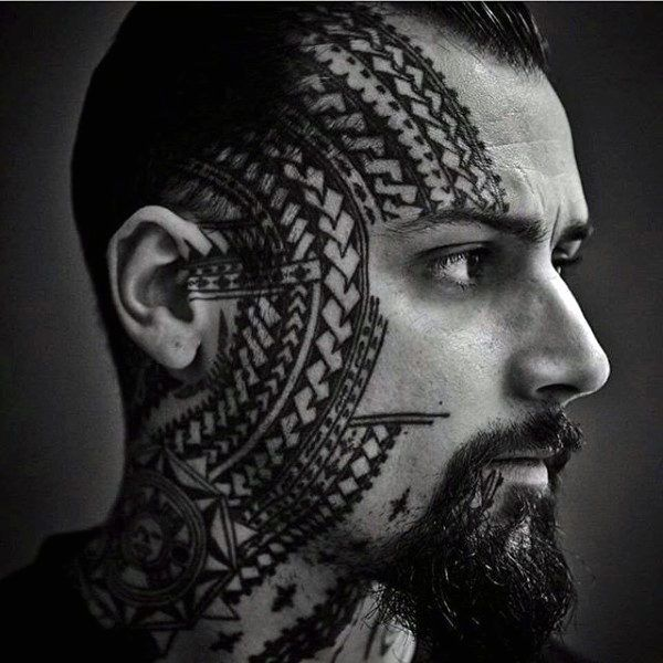 Men's Tattoo Designs