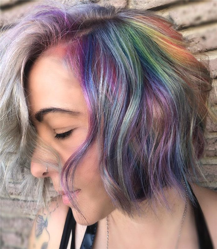 Hair Colors Style