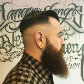 large beard