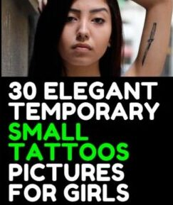30 TEMPORARY SMALL TATTOO DESIGNS FOR FEMALES IMAGES