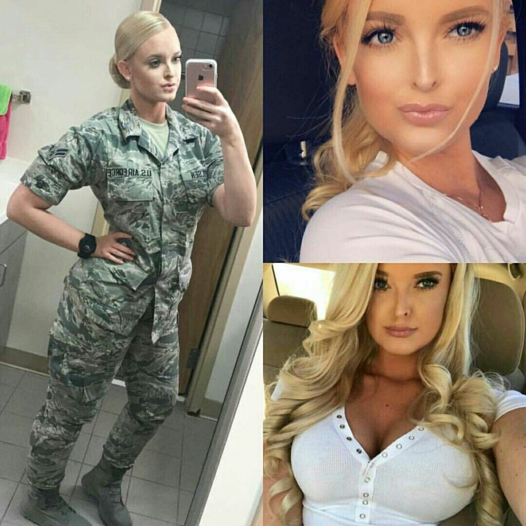 growing numbers of women are serving