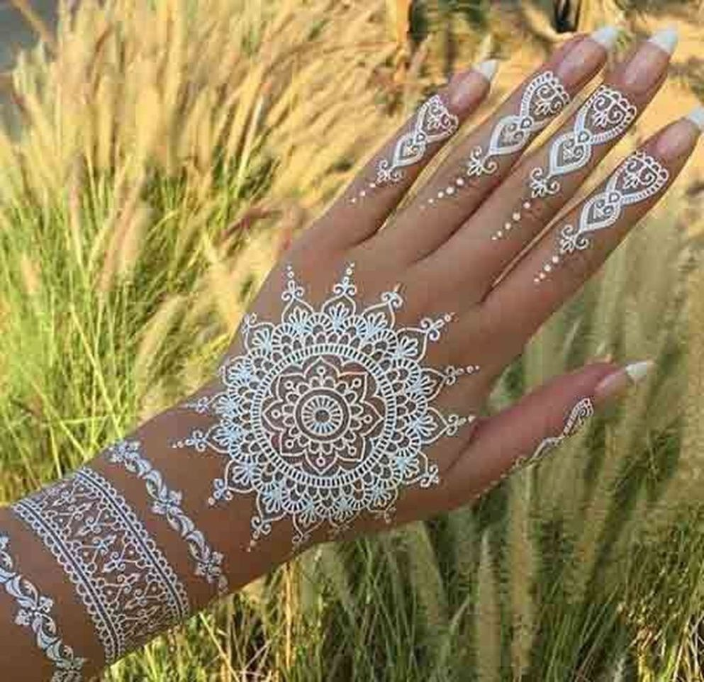 Henna Tattoo Designs for Woman