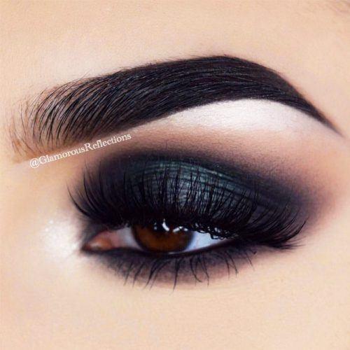sunken eyes makeup