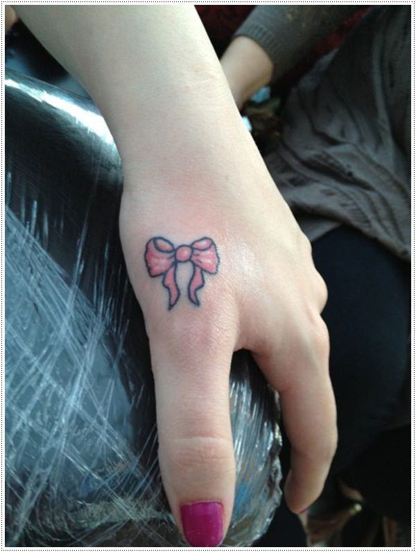 girl hand tattoo designs images
