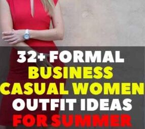 32 Formal Business Casual Women Outfit Ideas For Summer