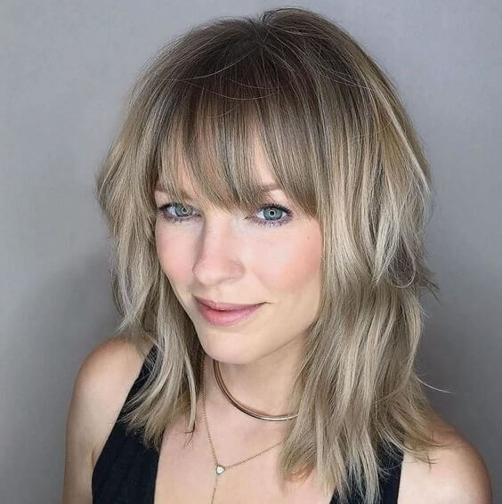 best women's layered haircuts long length ideas images