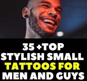 Simple Tiny Tattoo Designs
