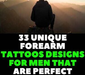 FOREARM TATTOOS DESIGNS