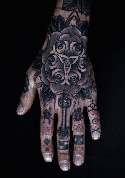 HAND FOR MEN