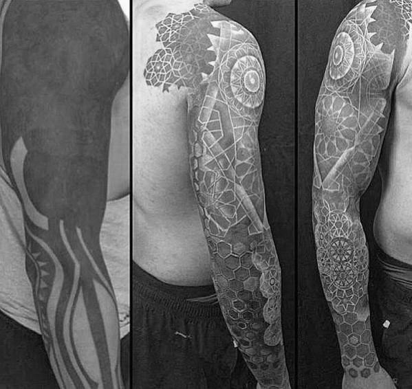 mandala sleeve male arm design images